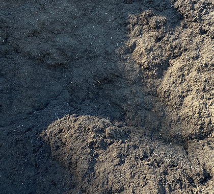 Soil amender.