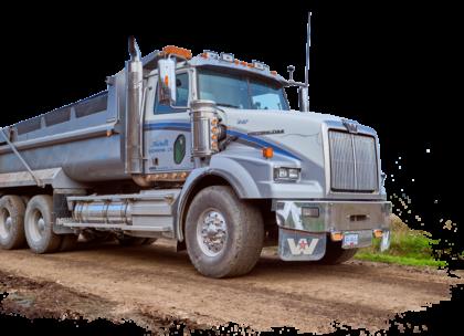 A Michell truck.